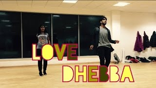 NANNAKU PREMATHO | LOVE DHEBBA - Jr NTR @JeyaRaveendran Dance Choreography