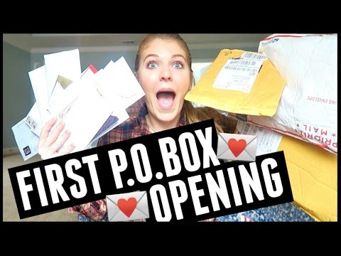 I Have Some Explaining To Do & P.O. Box Opening
