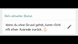 50 Traurige/Süße Whatsapp-Status-Sprüche #4