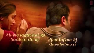 'Agar Tum Saath Ho' Song with Lyrics   Tamasha   Ranbir Kapoor, Deepika Padukone   T Series360p