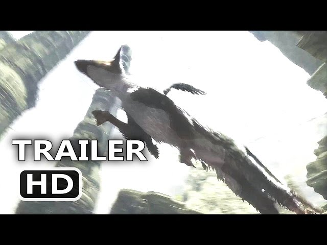 PS4 - The Last Guardian Final Trailer