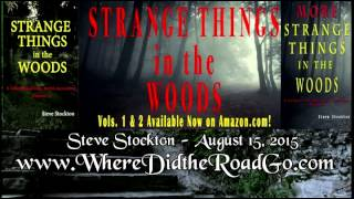 More Strange Things in the Woods with Steve Stockton - August 15, 2015