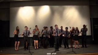 Happy - Artists in Resonance A Cappella Fall 2014