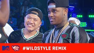 Timothy DeLaghetto & Conceited Get Lit Up By Hitman Holla & Jacob 🔥 | Wild 'N Out | #WildstyleREMIX