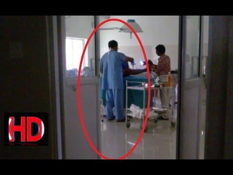Top Scary Ghost Videos Caught on Tape In Postmortem Room !! 2015 GHOST VIDEOS