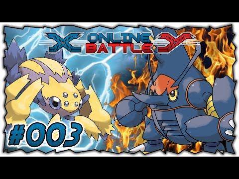 KAMPF der KÄFER | Pokémon WiFi-Battle #003 | Nestfloh