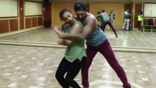 Radhika Apte Dance Practice Video I Viral on Web || Silver Screen