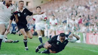 Best Tries In Rugby History