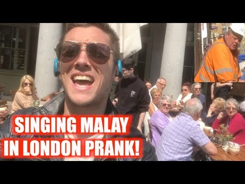 Xxx Mp4 SINGING MALAY IN LONDON PRANK ALAMARK 3gp Sex