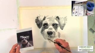 Black and White Value Painting with Pat Weaver