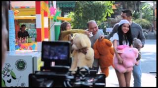 BTS My Idiot Brother - Mary Riana, Adila Fitri, Kimberly Ryder