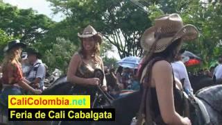 Fantastic Women on Horses Cali Colombia