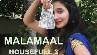 MALAMAAL Dance Video Song | HOUSEFULL
