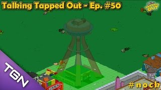 The Simpsons Tapped Out: Talking Tapped Out - Ep. #50 (+FaceCam)