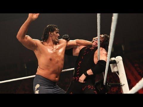 Xxx Mp4 The Great Khali Vs Kane Beat The Clock Challenge Raw 3gp Sex