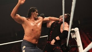 The Great Khali vs. Kane - Beat the Clock Challenge: Raw