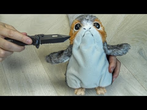 What s inside PORG From STAR WARS