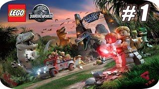 LEGO Jurassic World - Gameplay Español - Capitulo 1 - 1080p HD