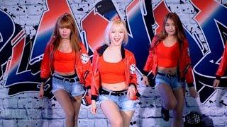 160717 AngelPluz cover AOA - Short Hair + Good Luck @ Esplanade Cover Dance#3 (Audition)