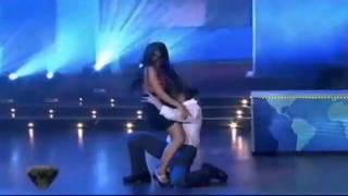 La sexy Larissa Riquelme lo mostró 'todo' en un fogoso 'strip dance'