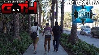 De paseo en BLIZZCON con el GOTH! en Español - GOTH