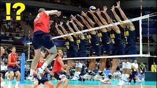 【バレーボール】そんなのあり!?笑撃プレー15連発!【スポーツ】Funny Volleyball Moments