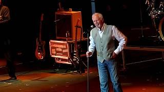 David Essex - Oh What A Circus - Wembley Arena, London - October 2017
