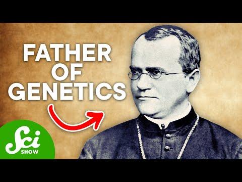 Gregor Mendel: Great Minds