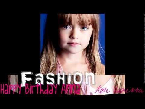 Kristina Pimenova {Happy Birthday Anna}