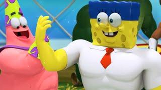 SpongeBob SquarePants HeroPants 60fps 1080p Movie Game Trailer【Full HD】  3DS/Vita