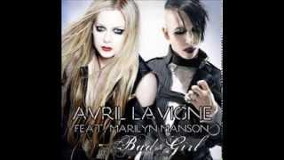 Avril Lavigne - Bad Girl ft. (Marilyn Manson)