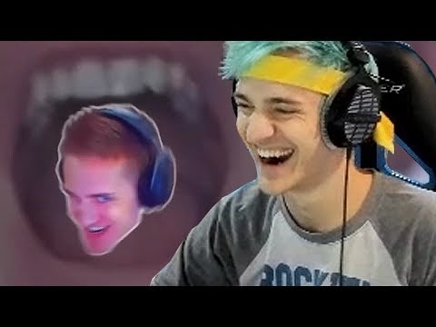 Ninja Reacts To OUR MONTAGE Ninja Achieves Ultra Instinct In Fortnite