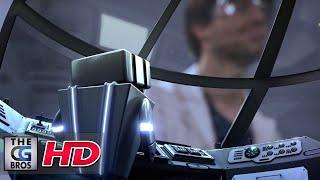"CGI 3D/VFX Breakdown: ""Among Circuits: VFX Breakdown"" - by Carlo Semeria"