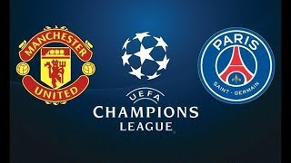 MATCH OF THE DAY • Manchester United vs Paris Saint Germain 12/02/2019 FIFA