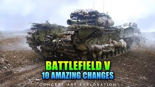 Battlefield V - 10 AMAZING Changes You Didn