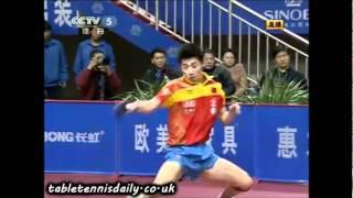 Tribute to Zhang Jike - World Champion 2011