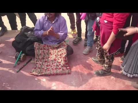 Desi Jadugar at Chokhi Dhani Magic Show   Magic Show in India   Great Indian Street Magic by FTFM
