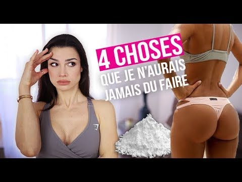 4 CHOSES QUE JE N'AURAIS JAMAIS DU FAIRE !!!