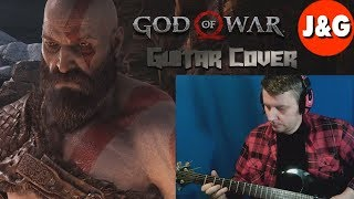 God of War 4 Main Theme Rock guitar Cover