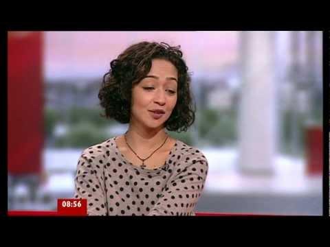 Xxx Mp4 Ruth Negga On BBC Breakfast 26 09 11 3gp Sex