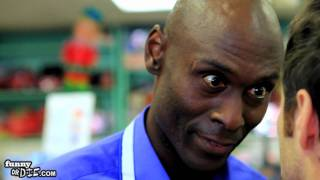 Toys R Me with Lance Reddick