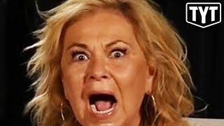 """Roseanne Barr: """"I Thought The Bitch Was White!"""""""