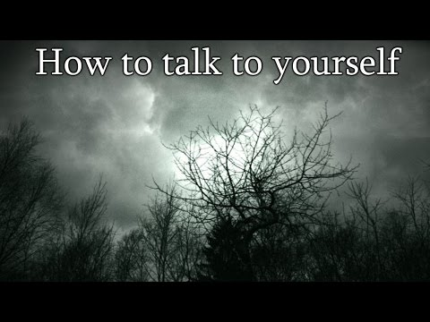How to talk to yourself Creepypasta