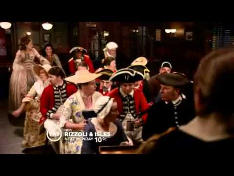 Rizzoli & Isles Short Promo Episode 206 Rebel Without a Pause