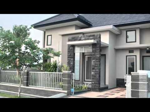 Bangunan Rumah Minimalis Modern