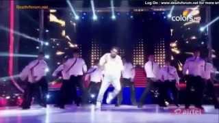 Original Remo D'Souza best dance ever - Finale ( Reverse Trick)