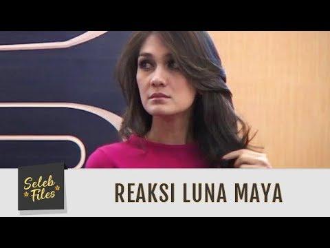 Xxx Mp4 Seleb Files Reaksi Luna Maya Atas Dugaan Video Asusila Dengan Ariel Episode 61 3gp Sex