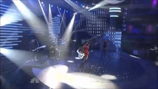 Selena Gomez & the Scene - Round & Round (America's Got Talent)