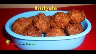 Odisha's Famous Gulgula (Mini Donut)