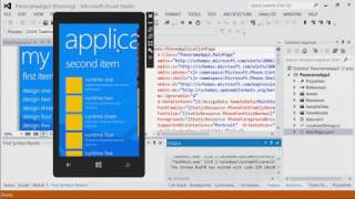 WP8 Jump Start01 Windows Phone 8 Development Part 1